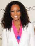 Stock Garcelle Beauvais Human Hair Full Lace Wig-Curly-cst023