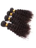 100% Virgin Human Hair Clip In Hair Extension-Curly-dc001