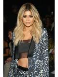 Custom Kylie Jenner Inspired Ombre Wavy Full Lace wig -KJ023