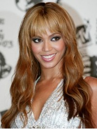 Custom beyonce Wavy Human Hair Lace Wig-Wavy-wc016