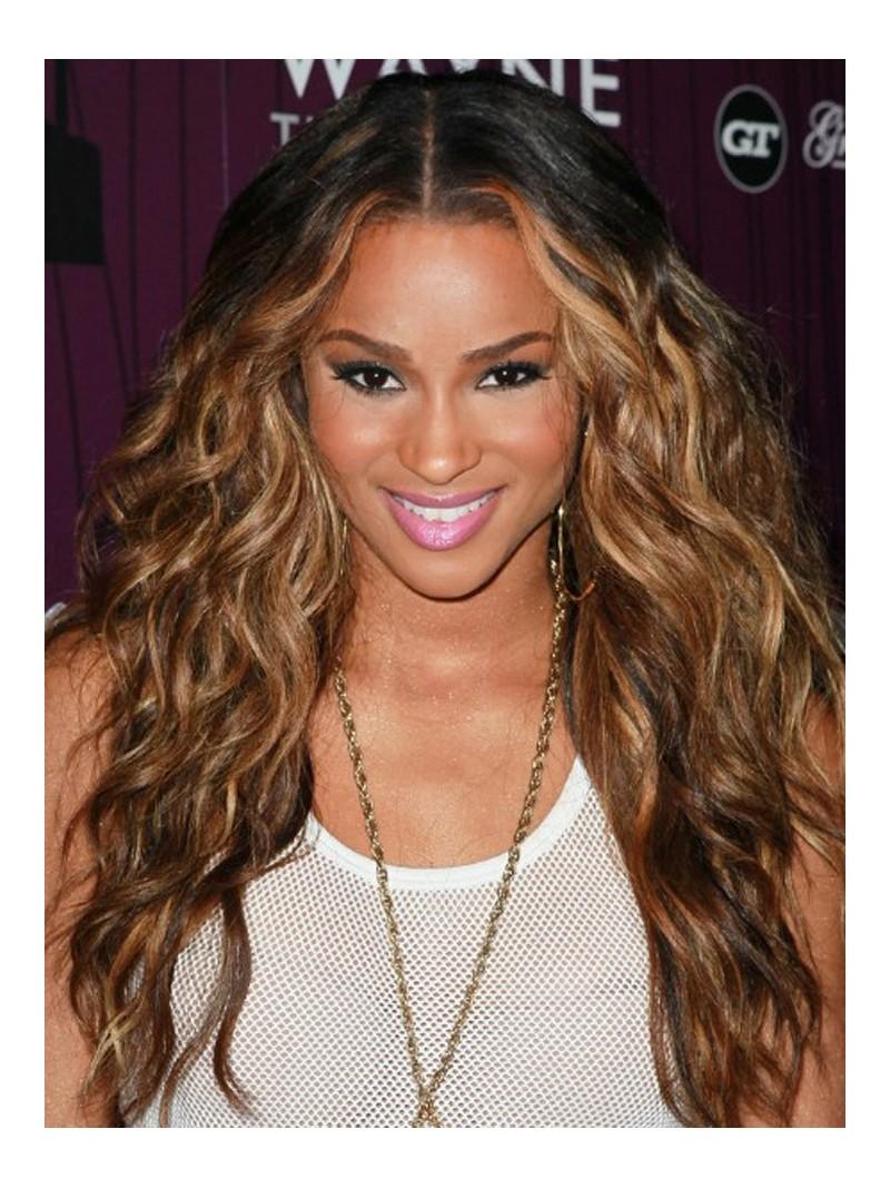 ciara brown hair color - photo #8