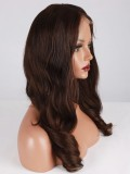 Custom LaLa Vazquez Wavy Human Hair Full  Lace Wig-Wavy-wc064