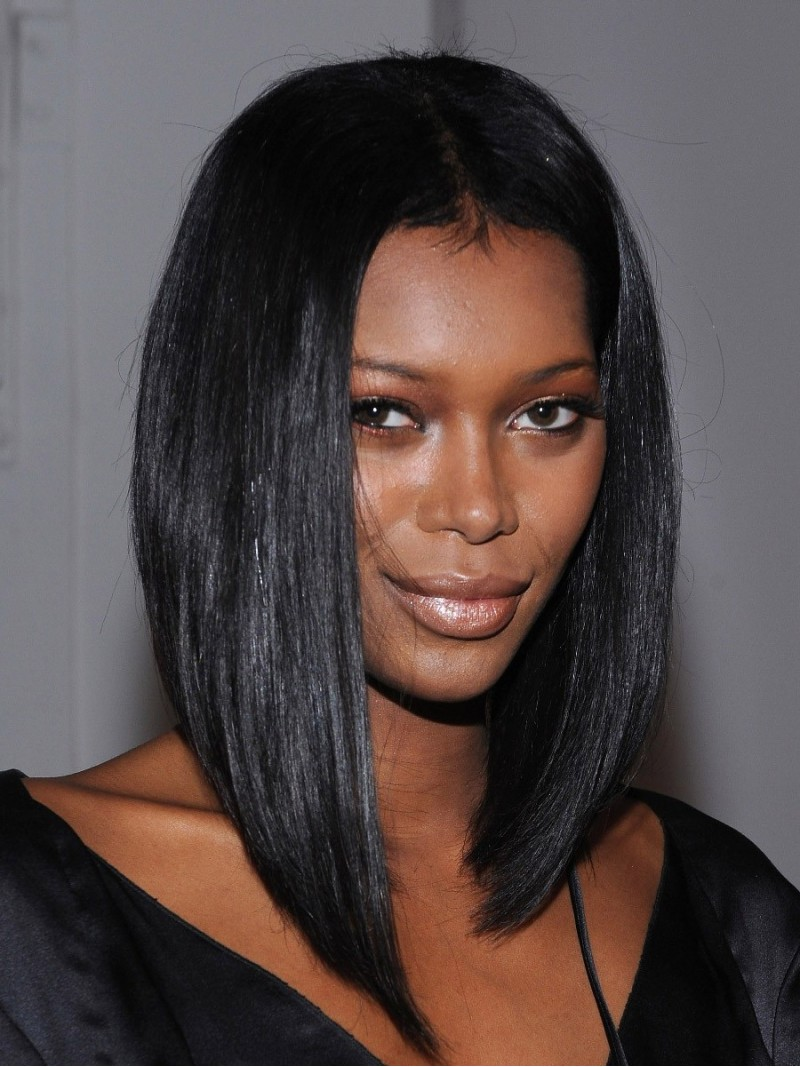 ... Lace Wigs > Stock Jessica White Straight Bob Hair Wig-Straight-sst010
