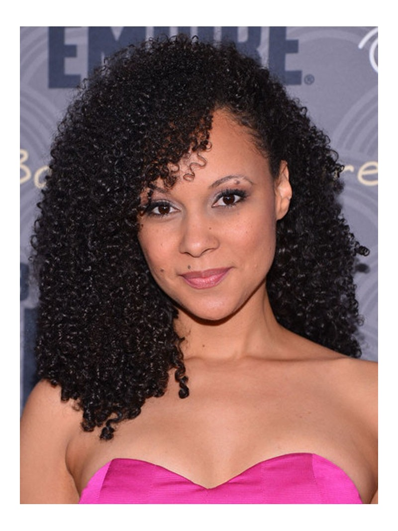 Home > Shop by Hairstyle > Curly Full Lace Wigs > Stock Tight Curl ...