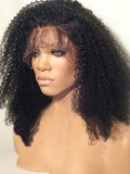 Custom Curly Full Lace Wig-cc005