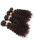 100% Virgin Remy Clip In Hair Extension-Curly