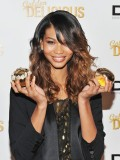 Celebrity Ombre Wavy Full Lace Wig with Bang-wc045