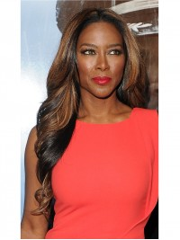Celebrity Wavy Full Lace Wig-wc107