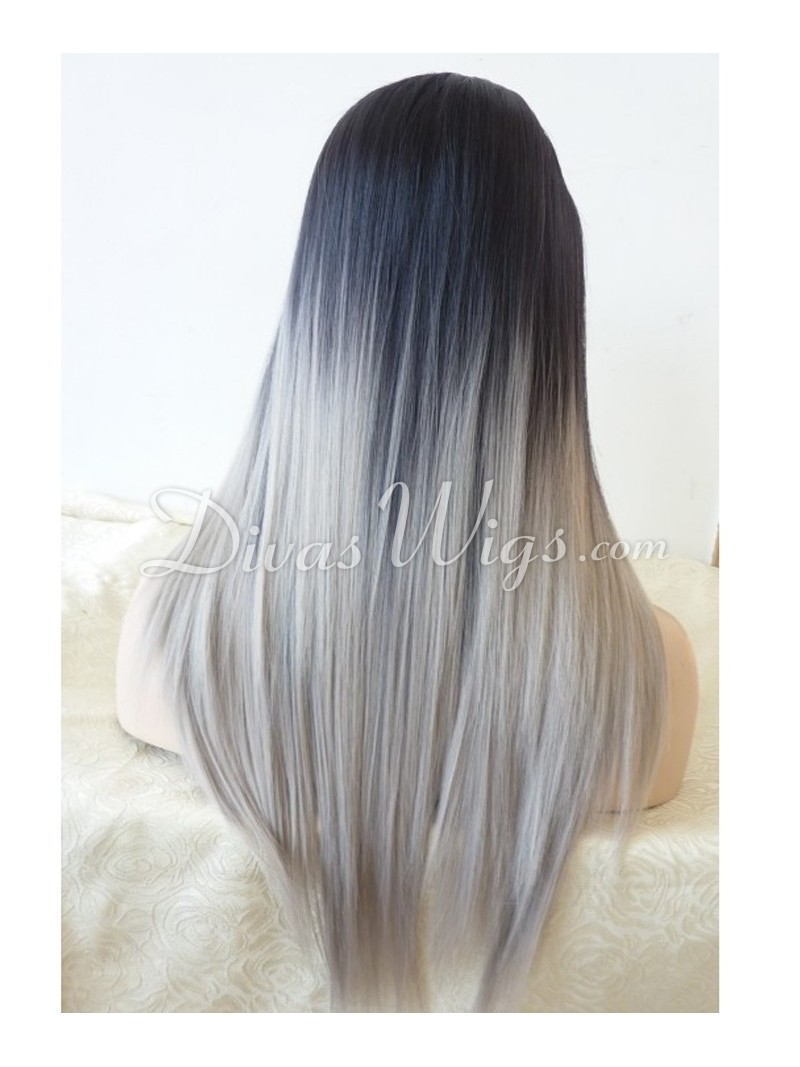 Should I Dye My Hair Black Violet Or Do A Grey Silver