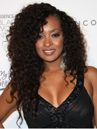 Custom Curly Human Hair Full Lace Wig-CC003