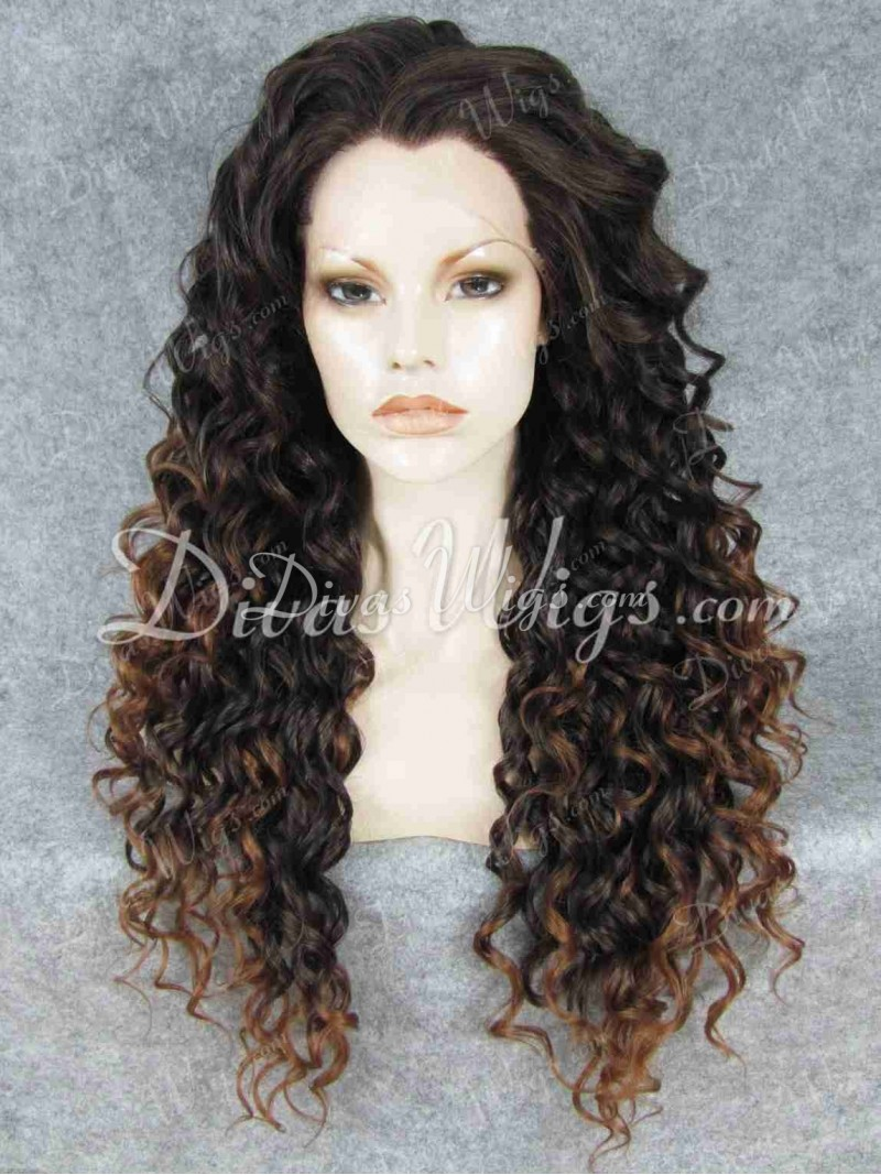 Synthetic Lace Front Wigs 79