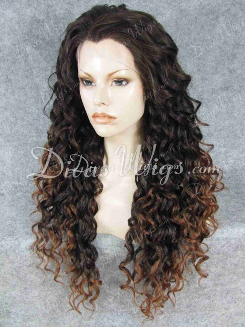 Synthetic Lace Front Wigs 48