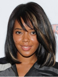 Angela Simmons Highlight Full Lace Wig-sc003