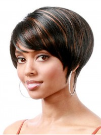 Highlight Short Full Lace Wig-sc048