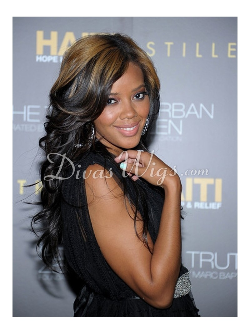 Divaswigs angela simmons highlight full lace wig wst019 pmusecretfo Image collections