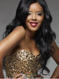 Angela Simmons Loose Weave Full Lace Wig-wst021