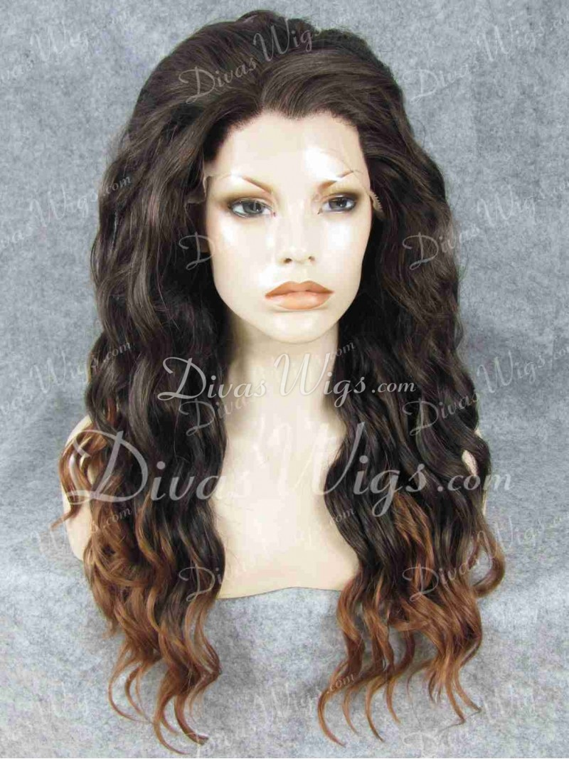 Synthetic Lace Front Wigs 22
