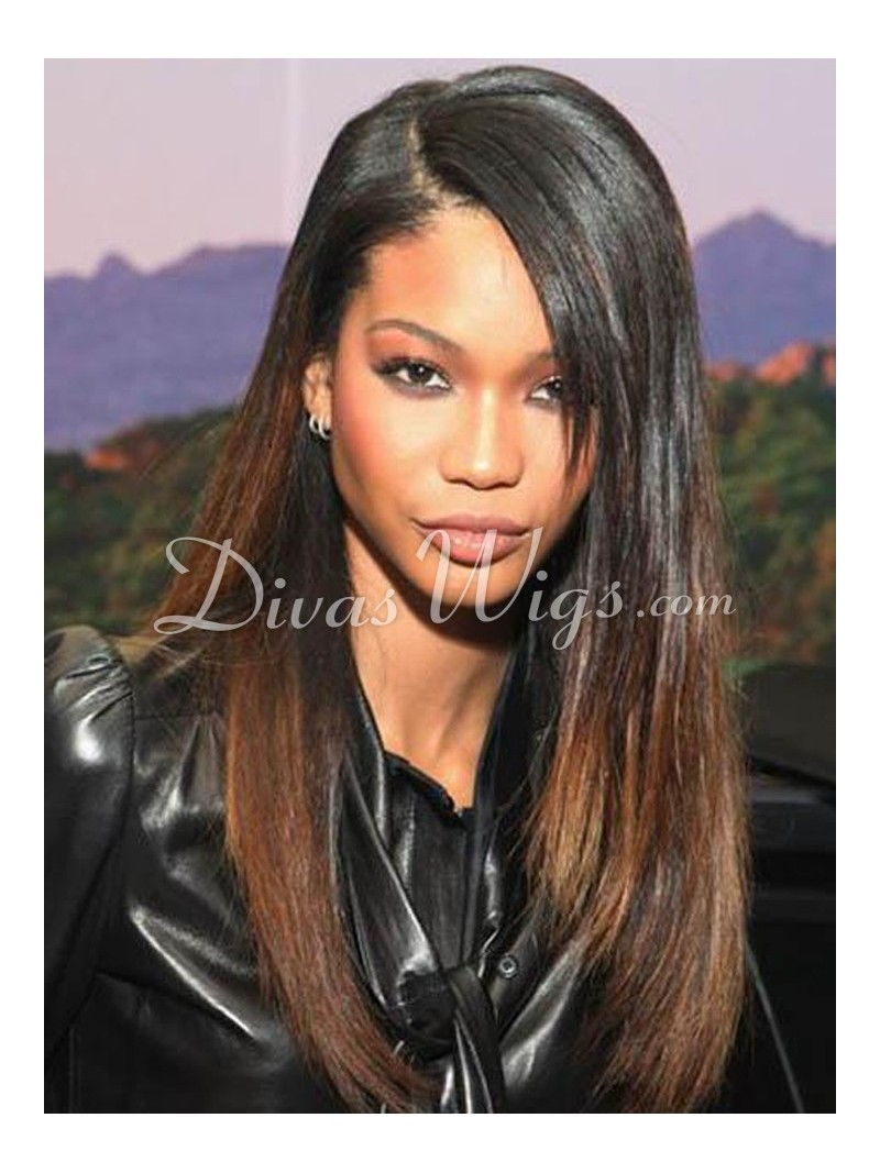 Brown ombre color full lace human hair wig sc054 home brown ombre color stock full lace human hair wig sc054 urmus Image collections