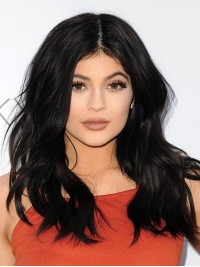 Kylie Jenner Inspired Full Lace Human Hair Inspired Wig -sst068