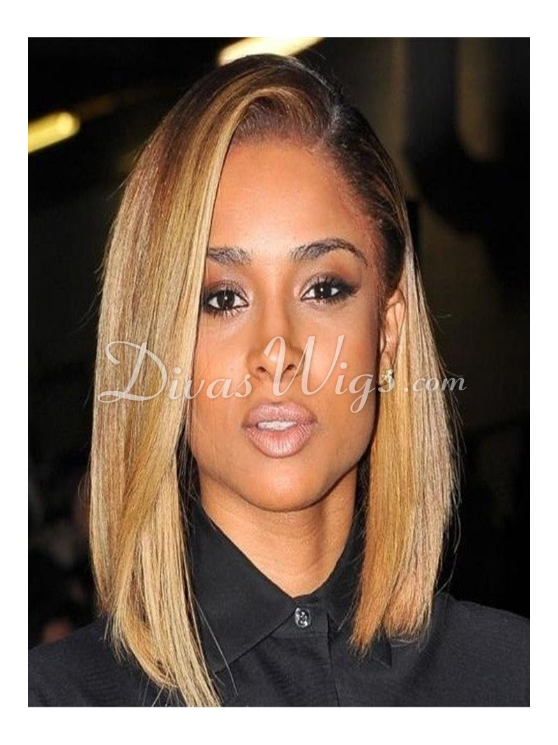 Stock ciara inspired blond full lace human hair bob sc668 home ciara inspired blond full lace human hair bob sc668 urmus Image collections