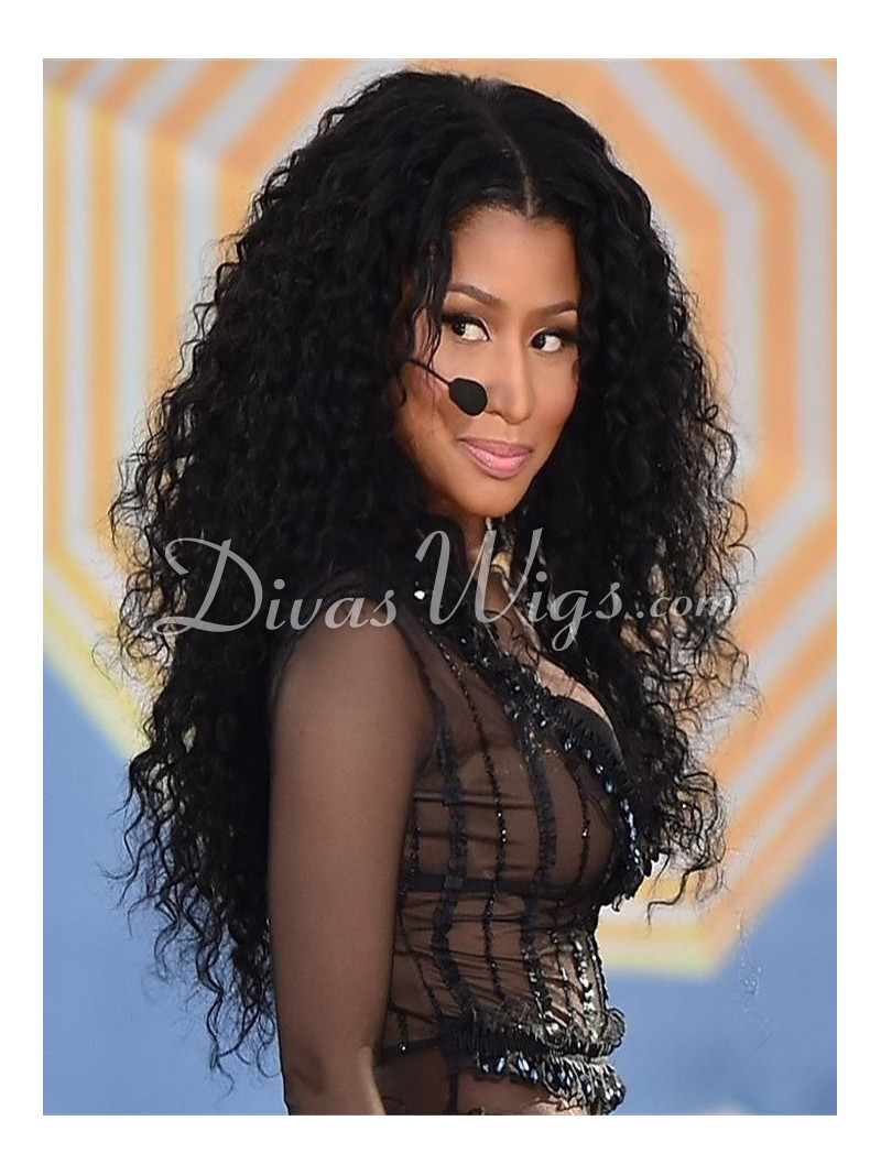 nicki minaj curly blonde wig costume and wigs