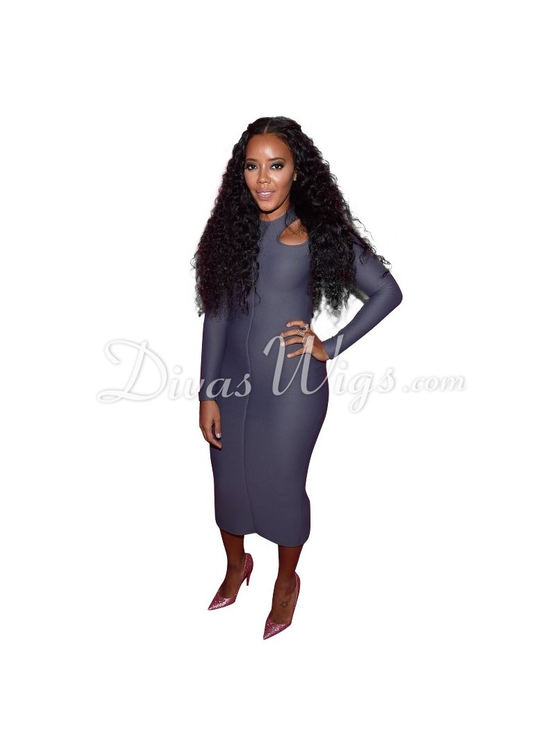 Divaswigs angela simmons inspired long curly full lace human hair wig as086 pmusecretfo Image collections