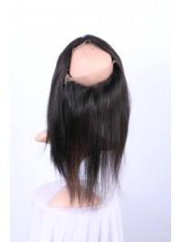 Brazilian virgin straight 360 lace frontal-SS360