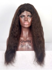 Deep Wave Glueless Full Lace Wig with Silk Top - HH347