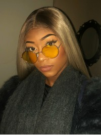 Custom Lauryn Human Hair Lace Wig