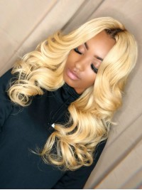 Custom Ella Human Hair Lace Wig