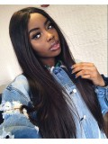 Bestseller-Straight Full Lace Wig - bhc1078