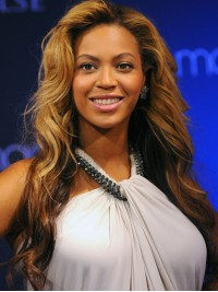 Beyonce Wavy Full Lace Wig - cew001