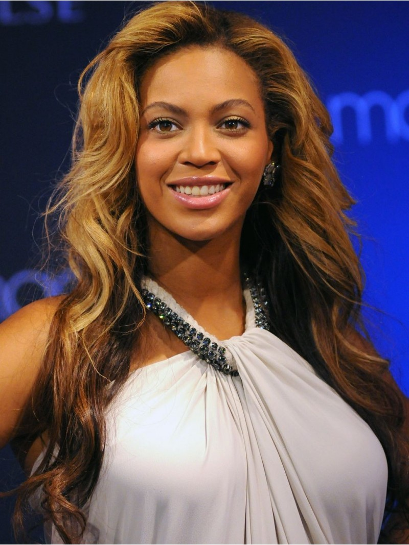 Beyonce hair extensions