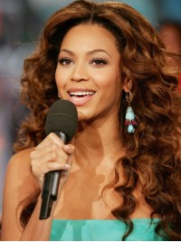 Beyonce Wavy Full Lace Wig - cew002