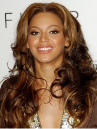 Beyonce Wavy Full Lace Wig - cew004