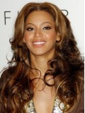 "20"" Medium Reddish Brown (#4) Strawberry Blonde (#27A) Beyonce Wavy Full Lace Wig - cew004"