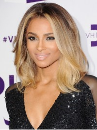 Custom Ciara Wavy Full Lace Wig - CEW005