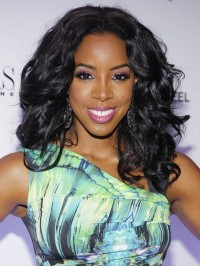 Kelly Rowland Wavy Full Lace Wig - cew006