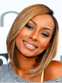 Stock Keri Hilson inspired Full Lace Human Hair bob - ces004